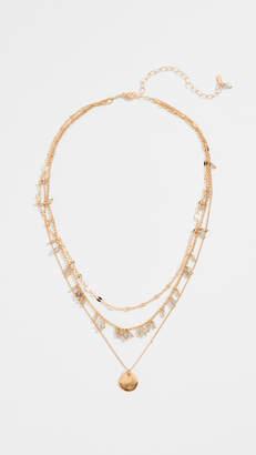Chan Luu Layered Short Necklace