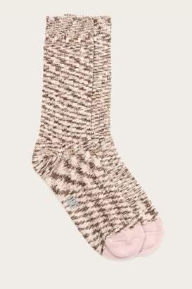 Frye Supersoft Space Dye Sock - Womens
