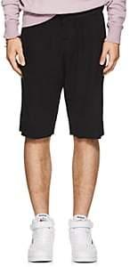 ATM Anthony Thomas Melillo Men's Pima Cotton Piqué Sweatshorts - Black