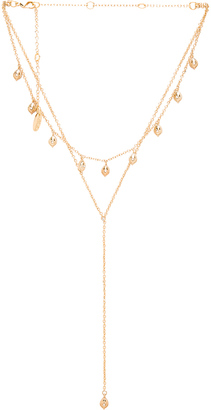 Ettika Double Layer Necklace $69 thestylecure.com