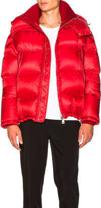 Moncler Pascal Jacket in Red | FWRD