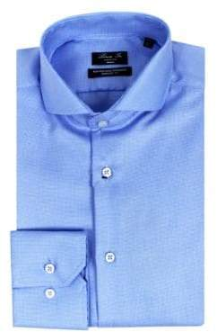 Linea In Micro Check Sport Shirt