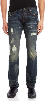 Cult of Individuality Borsa Rocker Slim Jeans