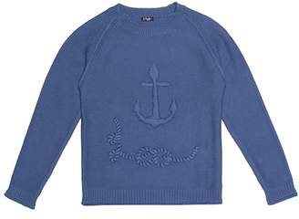 Il Gufo Cotton sweater