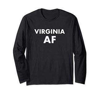 Virginia AF Shirt Love Your State Tee
