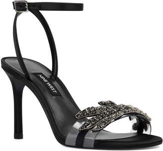 289c87b725f Jamielee Embellished Ankle Strap Sandal –  99