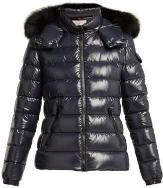 Moncler Badyfur nylon quilted jacket