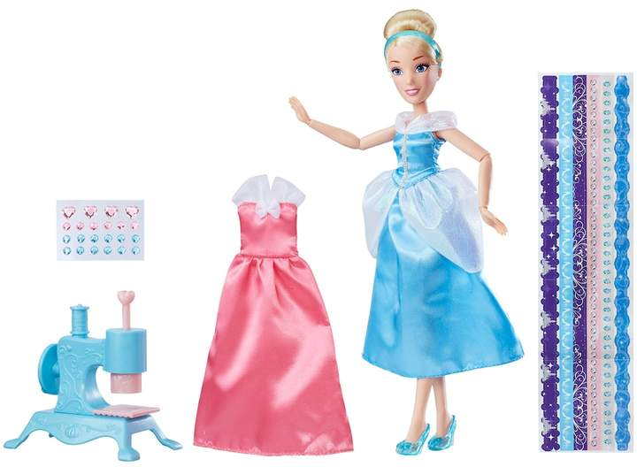 Disney Disney Princess Cinderella's Stamp 'n Design Studio by Hasbro
