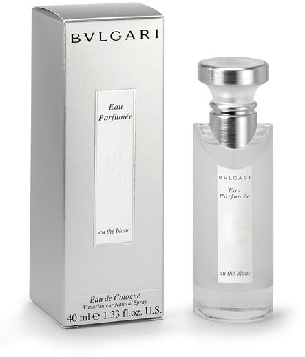 Bvlgari Fragrance Eau The Blanc White Tea, 2.5 ounces