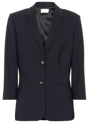 The Row Schoolboy wool blazer