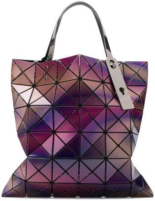 Bao Bao Issey Miyake Prism holographic-effect tote