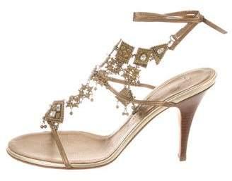 Giuseppe Zanotti Ella 90 Sandals