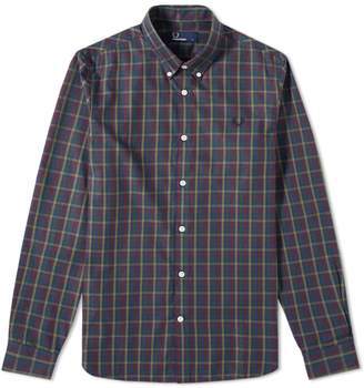 Fred Perry Authentic Twill Check Shirt