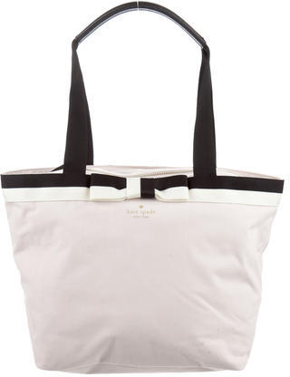 Kate Spade Kate Spade New York Woven Leather Tote