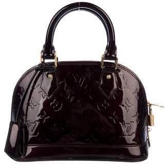 Louis Vuitton Vernis Alma BB