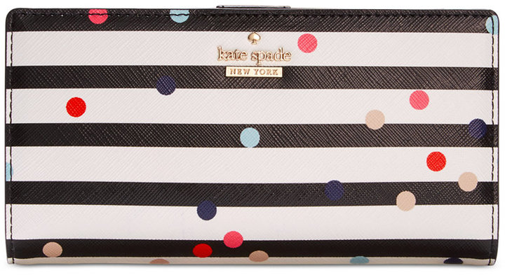 Kate Spade kate spade new york Cameron Street Confetti Dot Stacy Wallet