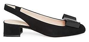 Kate Spade Women's Sierra Bow Detail Slingback Pumps