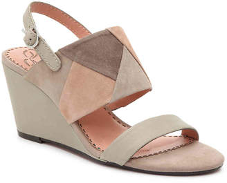 Poetic Licence Frame Wedge Sandal - Women's
