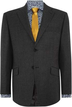 at House of Fraser Howick Men's Tailored Elmont Flannel Suit Jacket
