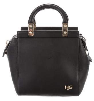 Givenchy HDG Leather Satchel