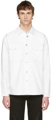 Rag & Bone White Jack Shirt