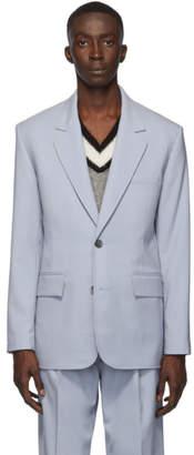 3.1 Phillip Lim Blue 80s Boxy Blazer
