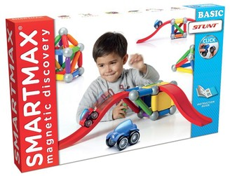 Kohl's SmartMax Magnetic Discovery Stunt Set