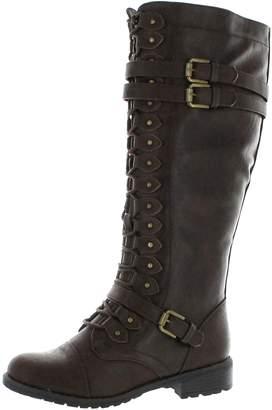 Wild Diva Womens Timberly-65 Boots