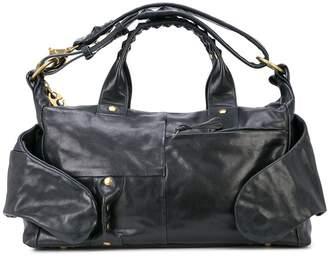 Cornelian Taurus By Daisuke Iwanaga Boston shoulder bag