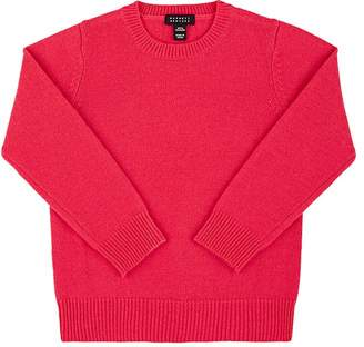 Barneys New York Infants' Stockinette-Stitched Cashmere Sweater
