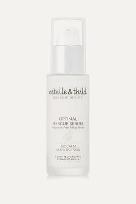 Estelle & Thild Biocalm Anti-redness Rescue Serum, 30ml - one size