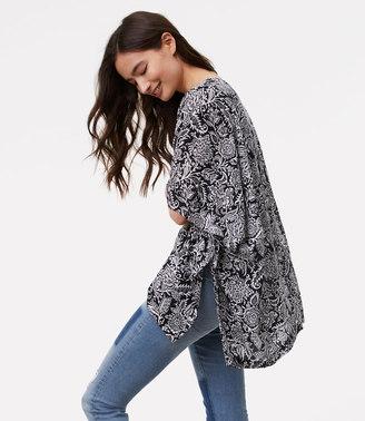 Floral Kimono Jacket $49.50 thestylecure.com