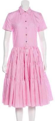 Jourden Short Sleeve Midi Dress
