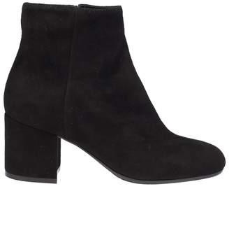 Peter Flowers Side Zip Boots