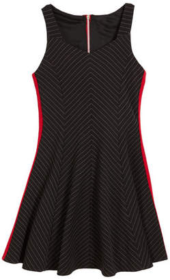 Sally Miller The Jenny Striped Sleeveless Dress, Size S-XL
