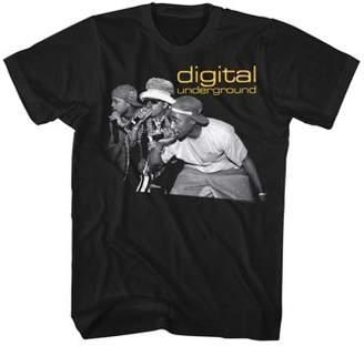 Music Digital Underground Men's Graphic T-shirt