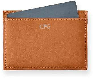 Mark And Graham Leather Slim Card Case