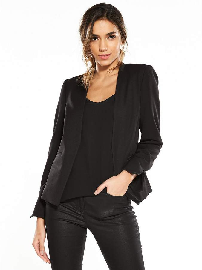 The Tailored Jacket - Black