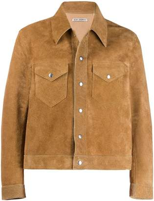 Our Legacy relaxed-fit shirt jacket