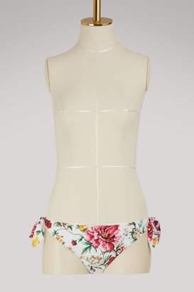 Dolce & Gabbana Flowers bikini bottom