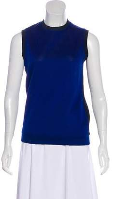 Victoria Beckham Knit Sleeveless Top