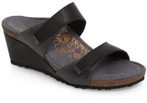 Aetrex Chantel Wedge Sandal