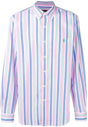 Polo Ralph Lauren striped shirt