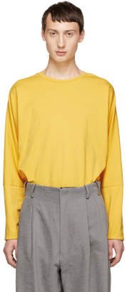 House of the Very Islands Yellow Loose T-Shirt