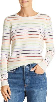 Madeleine Thompson Striped Cashmere Sweater - 100% Exclusive