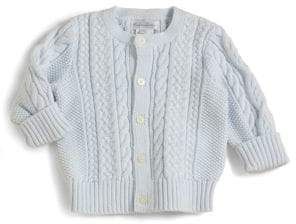 Ralph Lauren Infant's Mercerized Cotton Cardigan