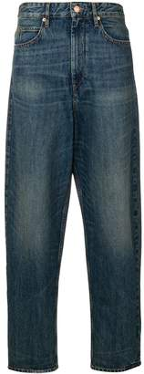 Etoile Isabel Marant Corsy loose-fit jeans