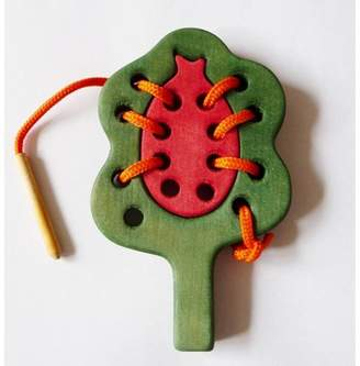 Ladybird Natural Gift Store Tree With Natural Wooden Montessori Toy