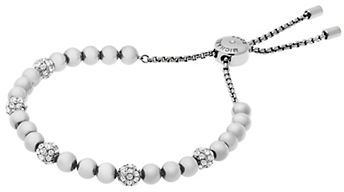 MICHAEL Michael Kors Michael Kors Brilliance Pavé Beaded Slide Bracelet