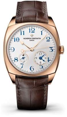 Vacheron Constantin 7810s/000r-b051 Harmony 18K Rose Gold Dual Time 40mm x 49.3mm Watch $40,000 thestylecure.com